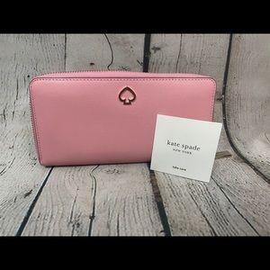 Kate Spade Pink BiFold Wallet